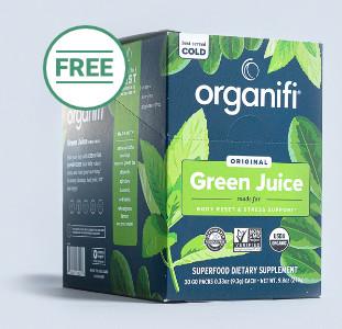 Green Juice Box